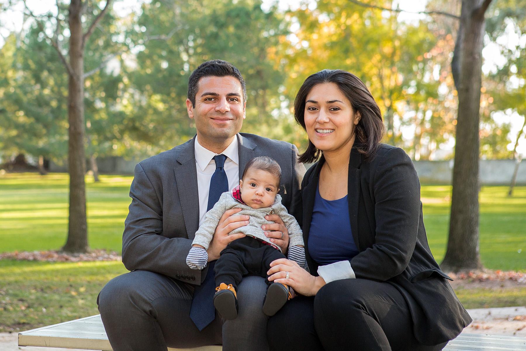 Shant Sahakian Family